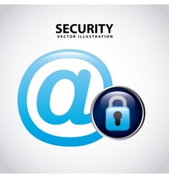 security data vector image