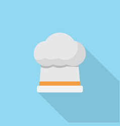 cooking hat icon set of great flat icons with vector image