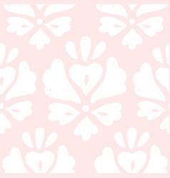 Cute pink elegant background vector