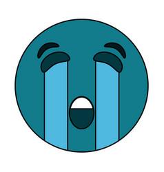 emoji icon image vector image