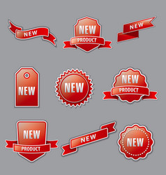 New advertising banners vector