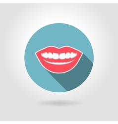 Smile Symbol vector image
