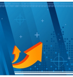 technology vector image vector image