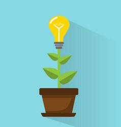 Development of ideas vector