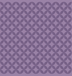 purple circle geometry shape line seamless pattern vector image