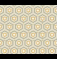 retro wallpaper vintage pattern vector image vector image