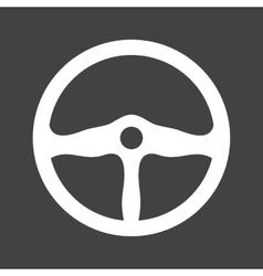 Car Steering vector image
