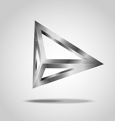 Triangle preview vector