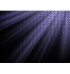 Super detailed carbon background EPS 10 vector image vector image