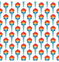Torch pattern vector