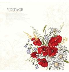 Elegance background vector image