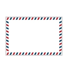 letter envelope isolated icon design vector image