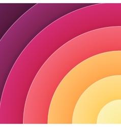 Trendy colors gradient background element vector