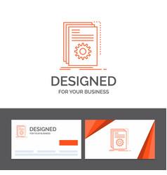 Business logo template for app build developer vector