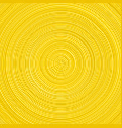 Geometrical golden gradient concentric circle vector