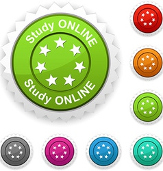 Study online award vector