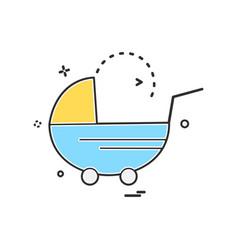 param icon design vector image