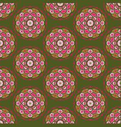 Seamless man42 green pink vector