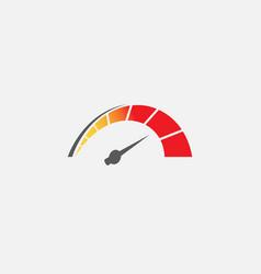 Speed icon vector