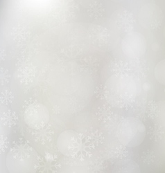 snow fake background 1 vector image
