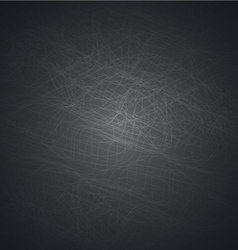 Scratched Background vector image vector image