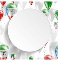 Flag of Equatorial Guinea vector