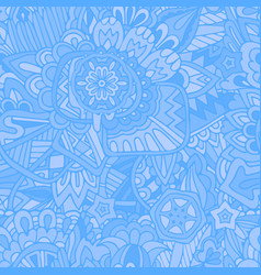 web background with ethnic geometric motif vector image