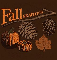 Fall Graphics vector
