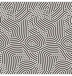 Organic Irregular Rounded Lines vector
