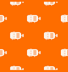 electric motor pattern seamless vector image