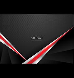 Modern led geometric background or banner design vector
