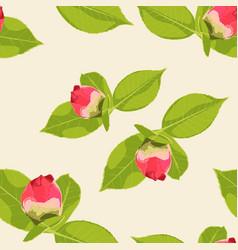 spring summer bloom vector image