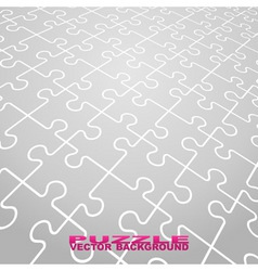 vector puzzle backgrounds vector image