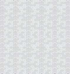 Gray Weave vector image vector image