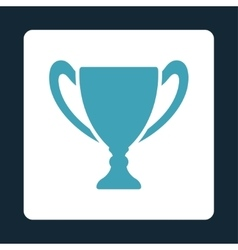 Cup icon from Award Buttons OverColor Set vector image