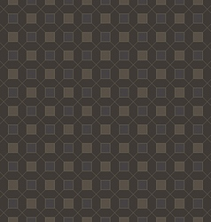 Abstract geometric line hexagon geometric square vector image vector image