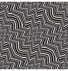 striped web vector image