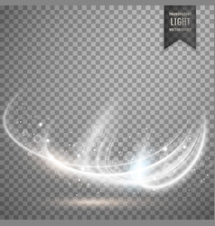 abstract light effect background vector image