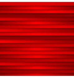 Abstract red stripes background vector