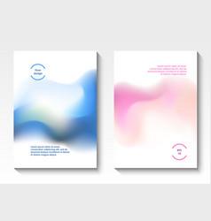 Flow design covers vector