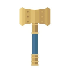 Hammer of Thor vector image