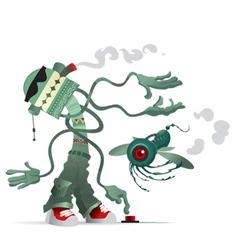 creatures vector image vector image