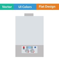 Flat Design Single energy vector image vector image
