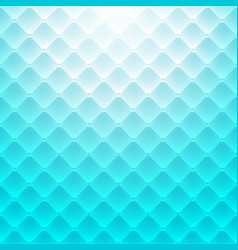 Abstract background blue square pattern luxury vector