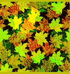 Beautiful seamless pattern background with vector
