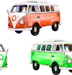 Van pattern vector