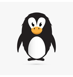 Funny Penguin vector image