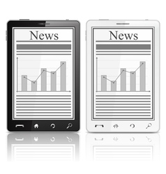 News in Mobile Phone vector