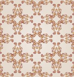Symmetrical patterns vector