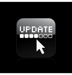 update icon vector image